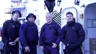 Jobs in the Coast Guard (part 2)