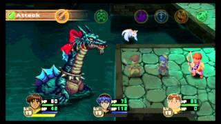 Lunar: Silver Star Harmony PlayStation TV Gameplay