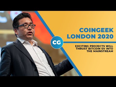 Fundstrat's Thomas J. Lee Discusses BSV And Halvening At CoinGeek London