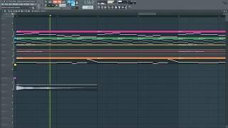 Travis Scott - Highest in the room (instrumental) + FLP