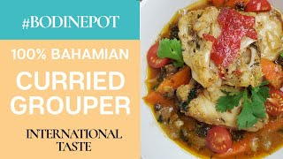 Curried Grouper | #BodinePot