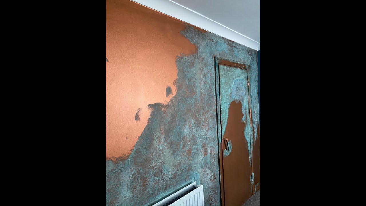 Download DIY - HOW TO CREATE A COPPER PATINA PAINT EFFECT - STEP BY STEP GUIDE