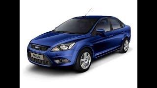 где находятся номера (VIN) на Ford Focus