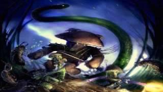 onionbrain - green worm