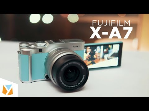 Fujifilm X-A7: Small, But Awesome!