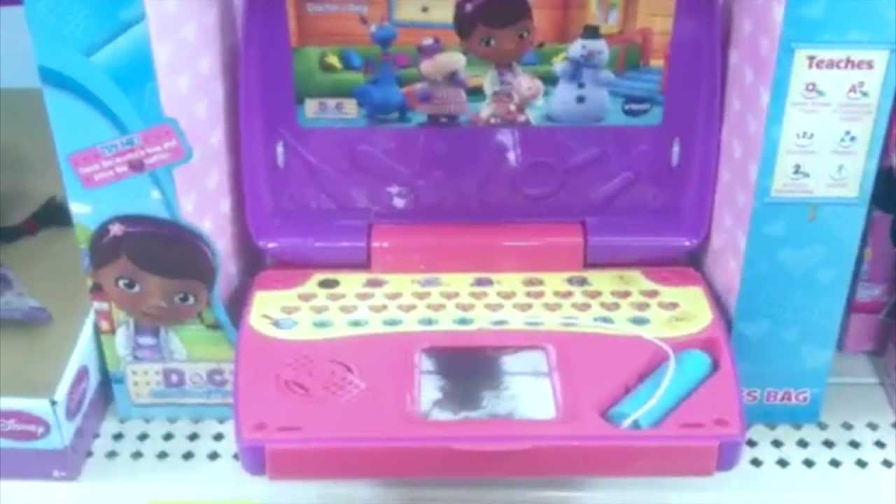 *WOW* VTech Doc McStuffins Talk and Trace Clipboard ONLY $144!