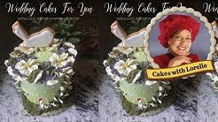 Cake Design for Birthday and How to Make Moss for Cakes