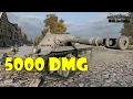 World of Tanks - PURE Gameplay [RU 251 | 5000 DAMAGE by maali]
