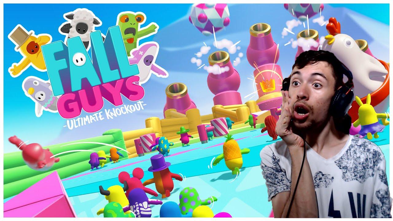 Fall Guys | Jocul Micutilor (Caterinca rau)