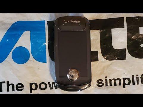 Verizon Wireless Motorola Krave (ZN4)