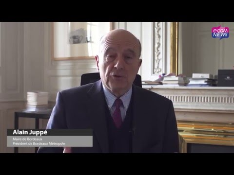 Interview exclusive Alain Juppé Maire de Bordeaux
