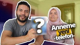 ANNEME YENİ TELEFON ALDIK! - Annemin yeni telefonu ne oldu?