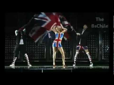Spice Girls - Who Do You Think You Are? Live TROTSGWT07/08 OFFICIAL DVD
