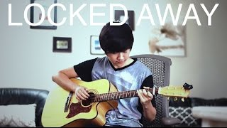 Locked Away - R. City ft. Adam Levine (fingerstyle guitar cover by Harry Cho)