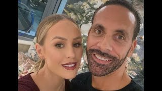 Kate and Rio Ferdinand whisk family off to Maldives for Christmas but his son breaks his arm  - Late