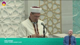 Cuma Vaazı 12 Ocak 2018