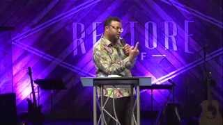 Dr. Antipas L. Harris @ Winston Salem First | #Chosen (longer excerpt)
