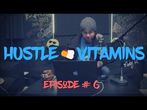 Hustle-Vitamins (ep# 6)(music streaming fraud detection & personal accountability )