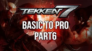 HOW TO USE PRACTICE MODE EFFECTIVELY! - TEKKEN 7 (BASIC TO PRO) thumbnail