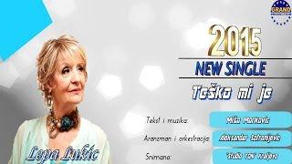 Lepa Lukic - Tesko mi je - (Audio 2015)