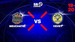 SB League - Day 17: NEUCHATEL vs. VEVEY