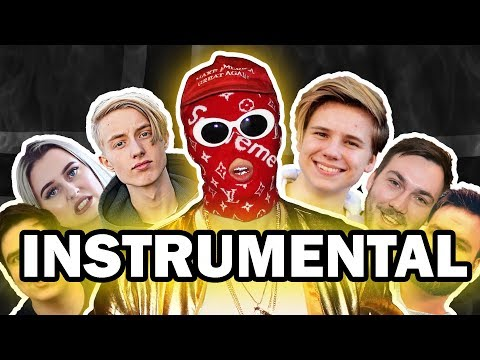 Norwegian Youtubers (Disstrack) Instrumental - StreetManTV