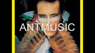 Adam and the Ants - Antmusic lyrics