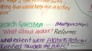ib history essay outline