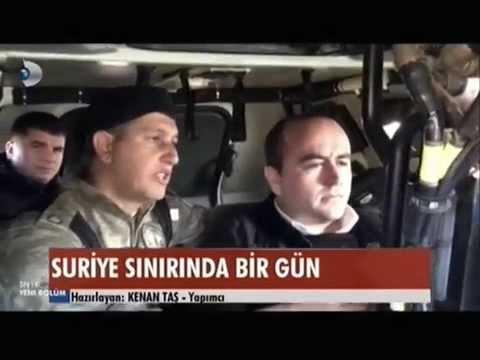 Hudut Kartalları Nöbette Suruç/Urfa (Kanal D 5N1K)