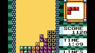 Tetris DX - 40 Lines - Level 0 - Height 0 by mgos307 - User video