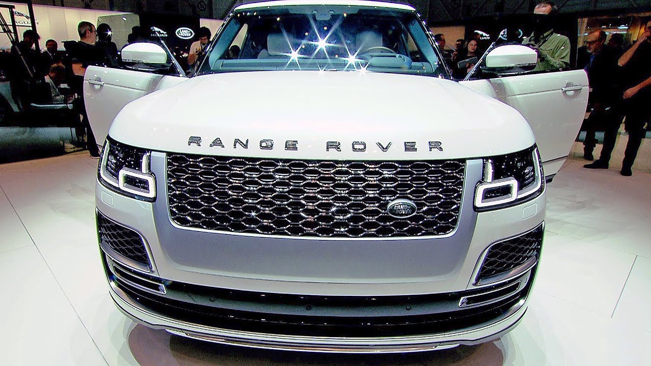 Range Rover Coupe 2019 Features Interior Design