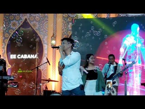 NOAH - Terbangun Sendiri (feat Regina) Salam Ramadhan 2019 Summarecon Mall Bekasi