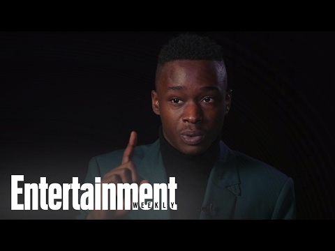 Moonlight: Ashton Sanders On How He Relates To Chiron & What He's Learned | Entertainment Weekly fragman