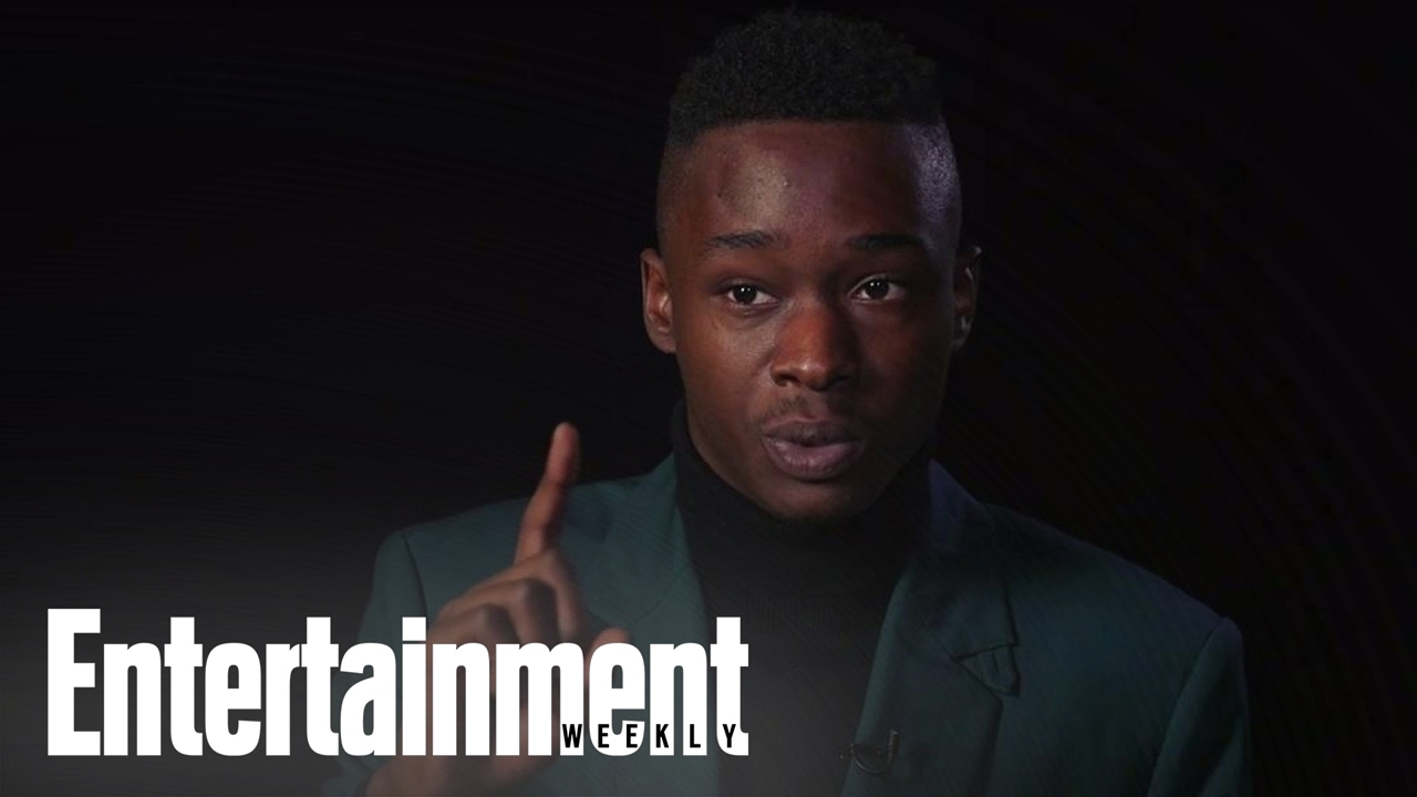 Moonlight: Ashton Sanders On How He Relates To Chiron & What ...