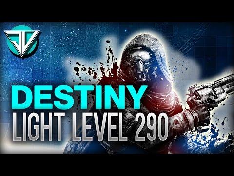 Destiny fastest way to get more light tips to reach higher light