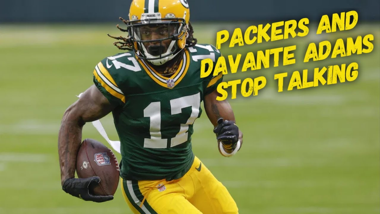 Extra Cheese: Packers and Davante Adams stop talking