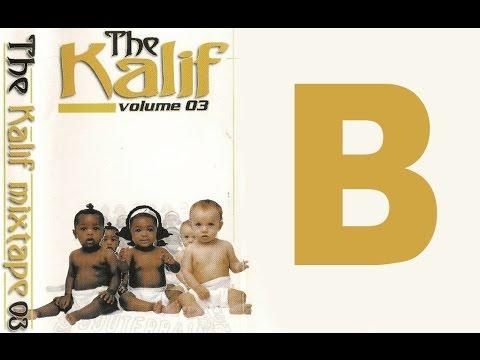 DJ KALIF VOLUME 3 FACE B (2000)