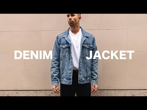 1 Jacket, 4 Outfits | How To Style A Denim Jacket