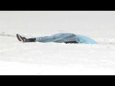 Мужчина упал с автомобильного моста через р. Сакмару
