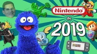 Nintendo in 2019: THE REVIEW