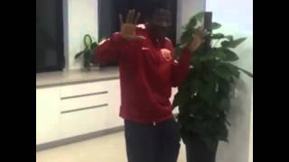 Asamoah Gyan - Go Higher Dance