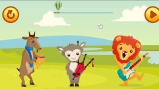 Учим музыкальные инструменты и развиваем слух детей