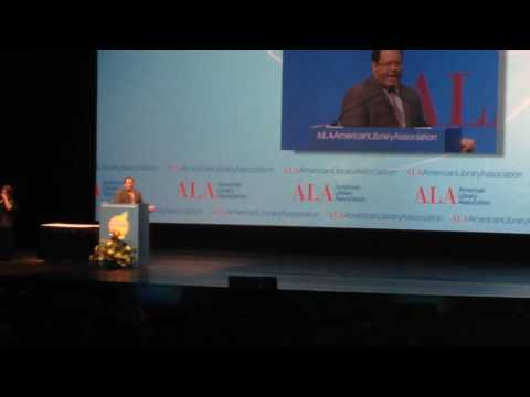 What does it mean to be literate? Michael Eric Dyson, American Library Association Conference