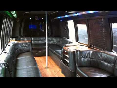 Party Bus Limousine Rental Sacramento
