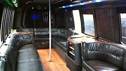 Party Bus Limousine Rental Sacramento