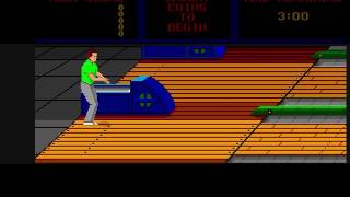 SportTime Bowling (Arcadia Systems 1988)  Attract Mode 60fps