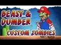 SUPER MARIO ZOMBIES ★ Call of Duty Zombies (Zombie Games)