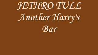 Watch Jethro Tull Another Harrys Bar video