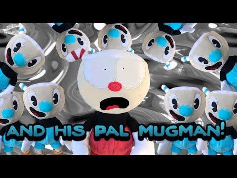 And His Pal Mugman Plush Edition