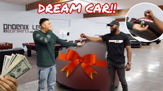 BUYING MY DREAM CAR AT 17 YEARS OLD!!!!